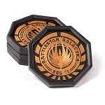 Battlestar Galactica Coaster Set [pic]