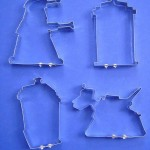 Doctor Who Cookie Cutters [pic]