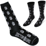 These Doctor Who Socks are Fantastic! [pic]