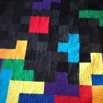 Handmade Tetris Quilt [pic]