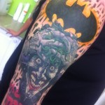 This Joker Tattoo is Amazing! [pic]