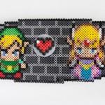 Link and Zelda Coat Rack [pic]