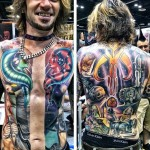 Amazing Full Torso Star Wars Tattoo [pic]