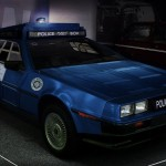This TARDIS DeLorean is the Car of My Dreams [pic]