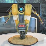 Spectacular Borderlands Claptrap Groom's Cake [pic]