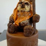 Awesome Ewok Cake [pic]