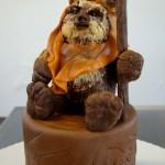 Awesome Ewok Cake [pic]