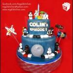 Amazing LEGO Star Wars Birthday Cake [pic]
