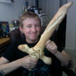 Legend of Zelda Breadstick Sword [pic]