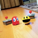 Pac-Man and Ghost Remote Controlled Racers [pic]
