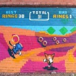 Sonic the Hedgehog Graffiti [pic]