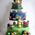 Spectacular Super Mario Wedding Cake [pics]