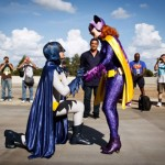 Batman Proposes to Batgirl with Help From Dean Cane [pic + video]