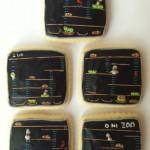 NES Burgertime Sugar Cookies [pic]