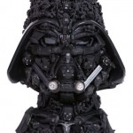 Darth Vader Made Out of Darth Vader Toys [pic]