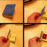 Doctor Who Spoilers Book Engagement Ring Box [pic]