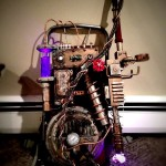 Steampunk Ghostbusters Proton Pack [pic]