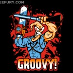 This Earthworm Jim Shirt is Groovy and $10 Today Only! [pic]