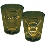 Halo Spartan Helmet Shot Glass [pic]