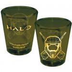 Halo Spartan Helmet Shot Glass [pic]