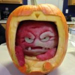 The Ultimate Teenage Mutant Ninja Turtles Krang Jack-O-Lantern [pic]