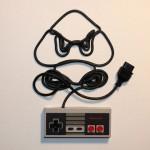 Goomba NES Controller Cord Art [pic]