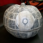 Awesome Death Star Pumpkin [pic]