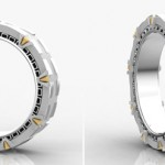 Stargate Wedding Ring [pic]