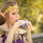 Zelda Plays Legend of Zelda Music on the Ocarina [pic + video]
