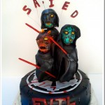 This Zombie Star Wars Cake is Evil! [pic]
