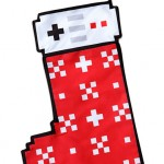 8-Bit Christmas Stocking [pic]