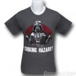 Darth Vader Choking Hazard T-Shirt [pic]