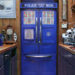 I Want This TARDIS Refrigerator! [pic]