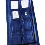 Doctor Who TARDIS Bath/Beach Towel is 25% Off Right Now [pic]