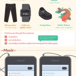 Geeks vs Hipsters Infographic [pic]