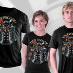 Doctor Who Dalek Impersonate Shirt $10 TODAY ONLY!