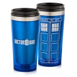 Doctor Who 16oz Travel Mug [pic]