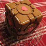 Gingerbread Portal Companion Cube [pic]