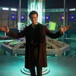 Matt Smith and the New TARDIS Interior [pic]