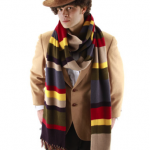 'To the TARDIS!' Giveaway!  –  Win the 4th Doctor's Scarf!