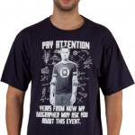 Big Bang Theory Sheldon Pay Attention T-Shirt [pic]