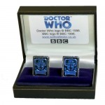 Doctor Who Cyberman Cufflinks [pic]