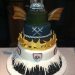 Game of Thrones End of Season Wrap Party Cake [pic]