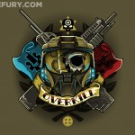 This Cool Halo Overkill Shirt is $10 TODAY ONLY! [pic]