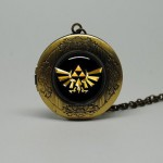 Legend of Zelda Locket Necklace [pic]