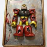 Custom Mega Man Operation Board Game [pic]