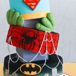Another Spectacular Superheroes Mashup Cake [pic]