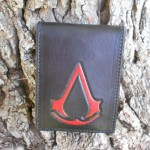 Assassin's Creed Leather Wallet [pics]