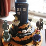 This Might Be the Cutest Doctor Who Cake Ever [pic]