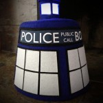 This Light-up TARDIS Fez is Cool